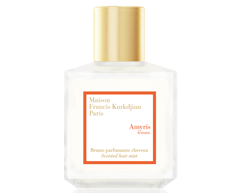 Maison Francis Kurkdjian Amyris Femme Hair Mist, £55/AED244.73, Liberty London