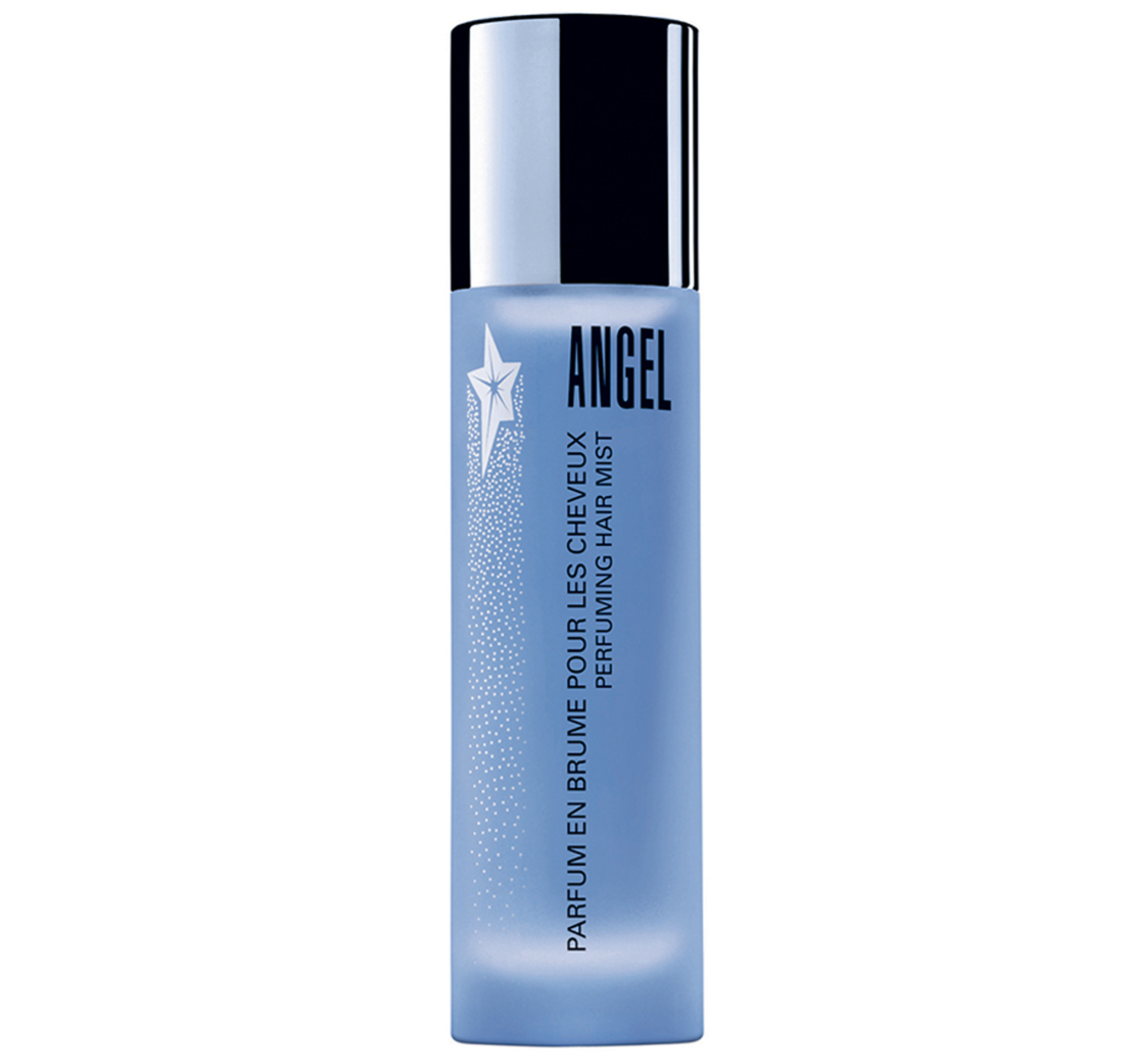 Thierry Mugler Angel Hair Mist for her, £25/AED111.24, The Perfume Shop