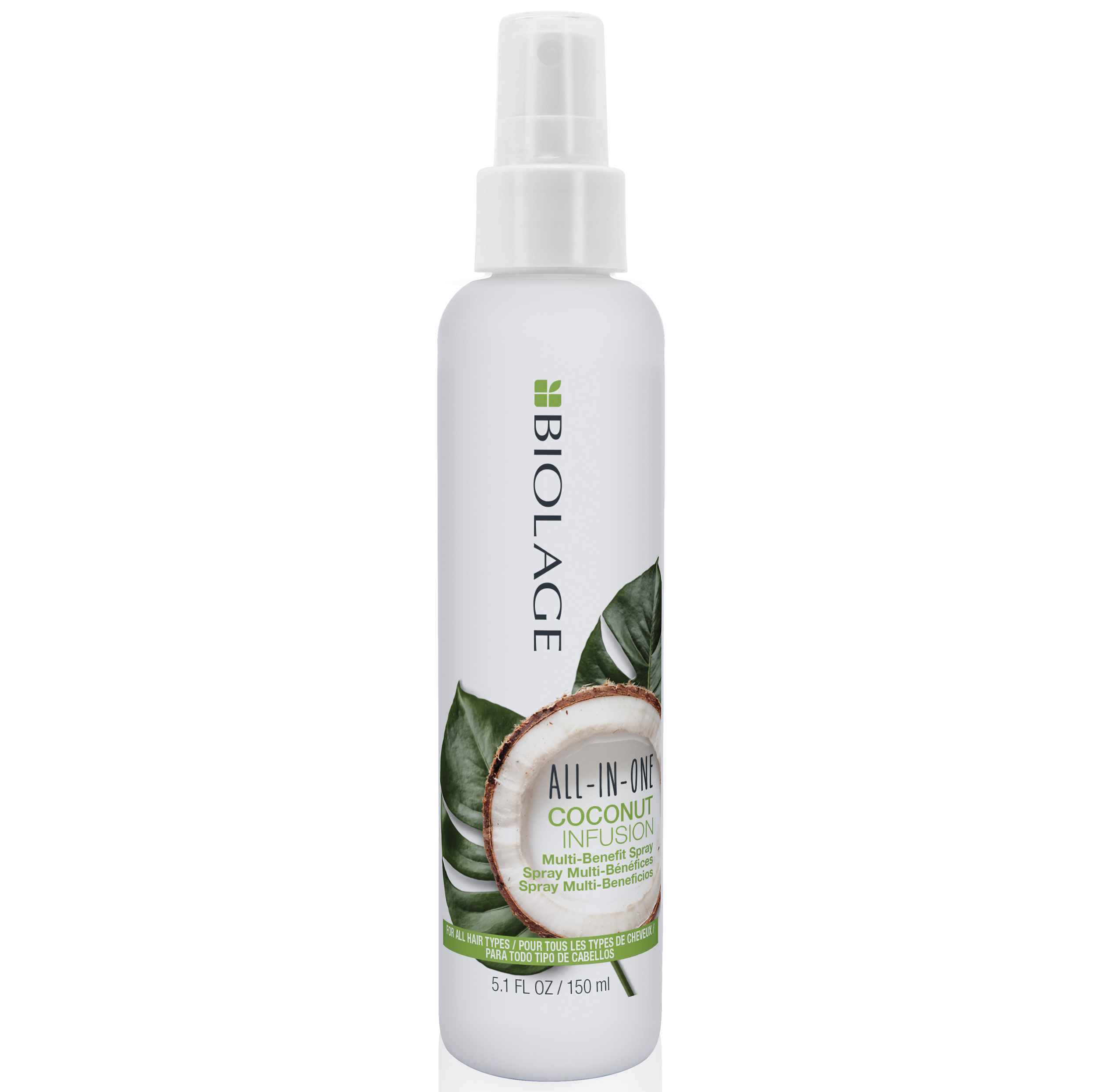 Biolage All-In-One Coconut Infusion Leave-In Spray, £14.75/AED65.87, Feel Unique