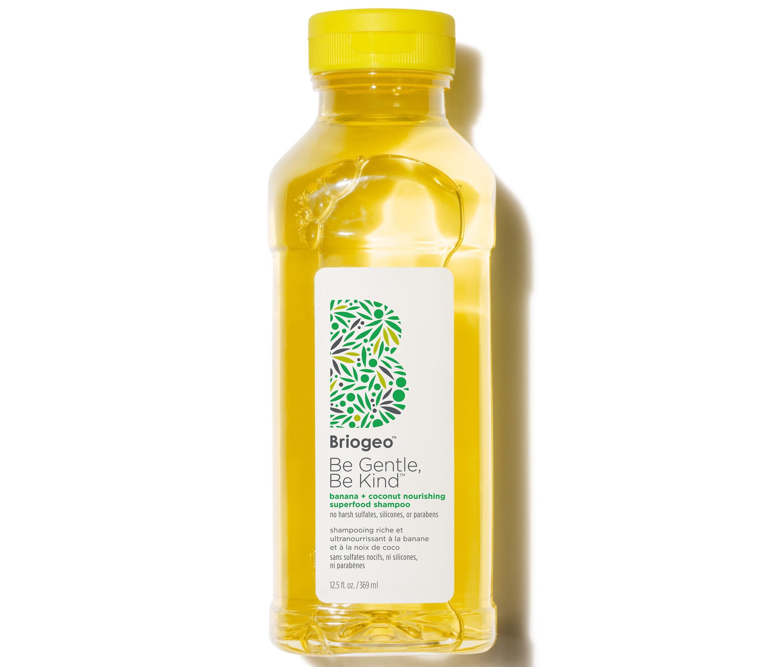 Briogeo Be Gentle, Be Kind Banana + Coconut Nourishing Superfood Shampoo 12.5oz, AED112.19