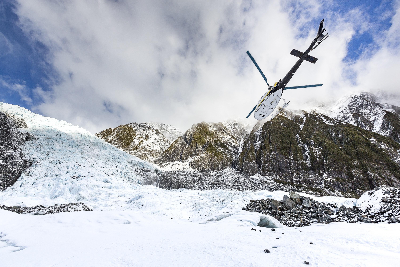 Franz Josef & Fox Glaciers, New Zealand