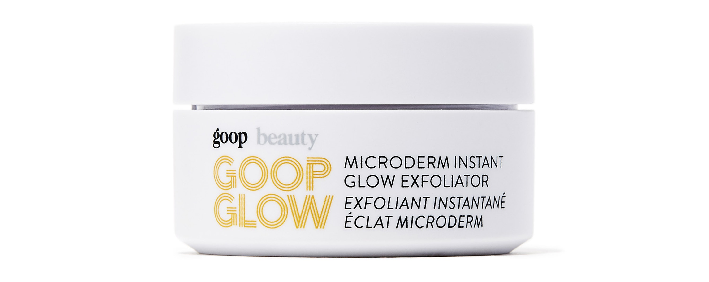 Goop GoopGlow Microderm Instant Glow Exfoliator, £112/AED505.14