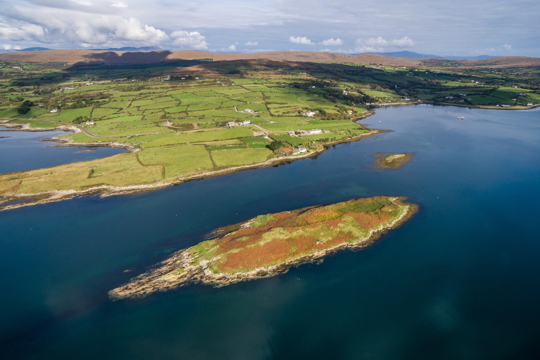 Mannion's Island, Ireland