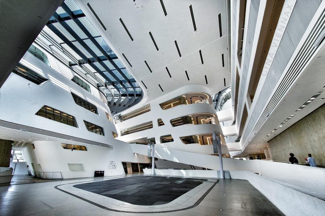 WU Wien Library, Austria