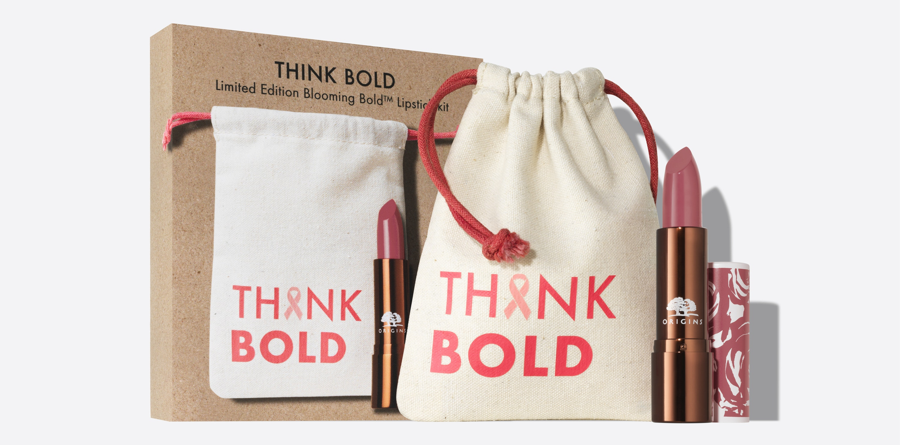 Origins Think Bold Limited Edition Blooming Bold Lipstick Kit