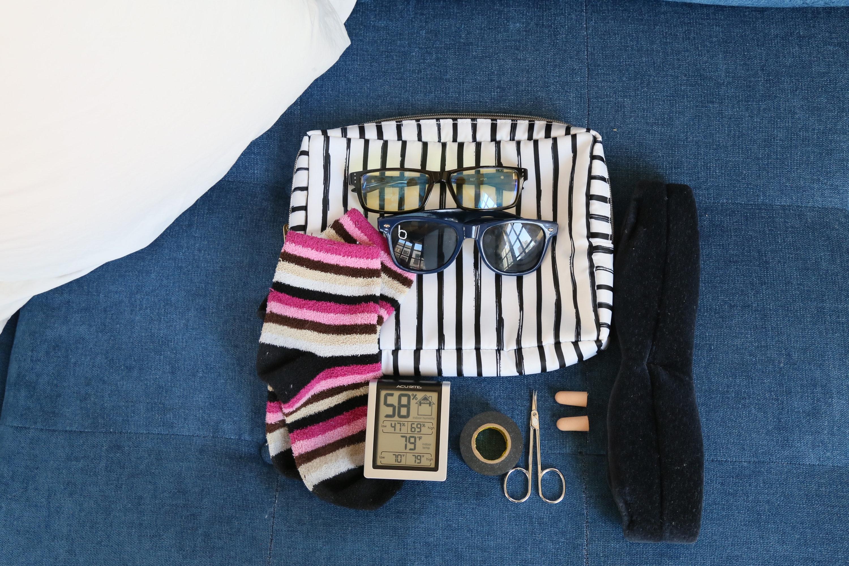 Bring your own 'Sleep Travel Kit'