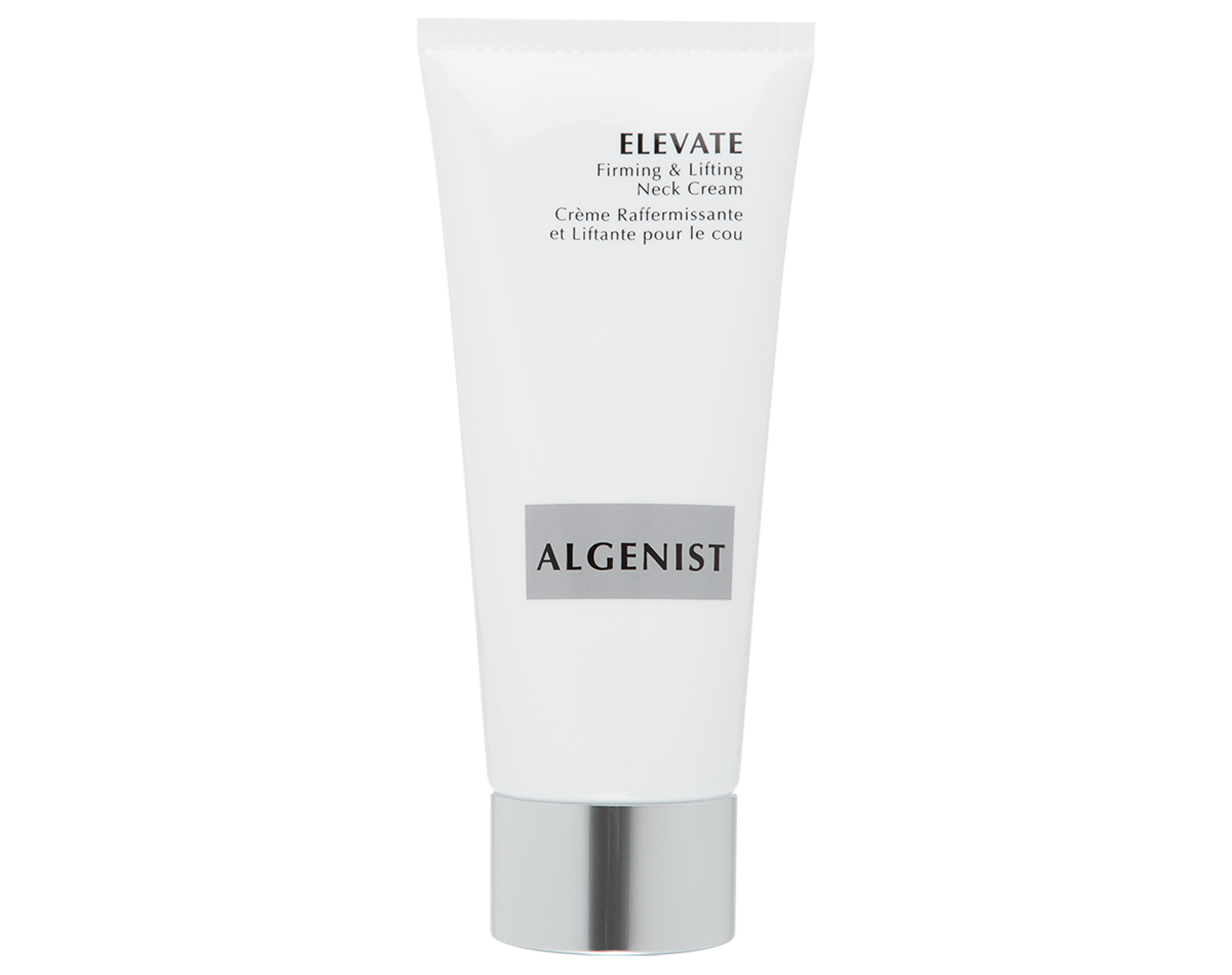 Algenist Elevate Firming & Lifting Neck Cream, £78/AED350.12, Look Fantastic
