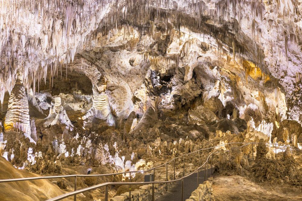 Carlsbad Caverns, USA