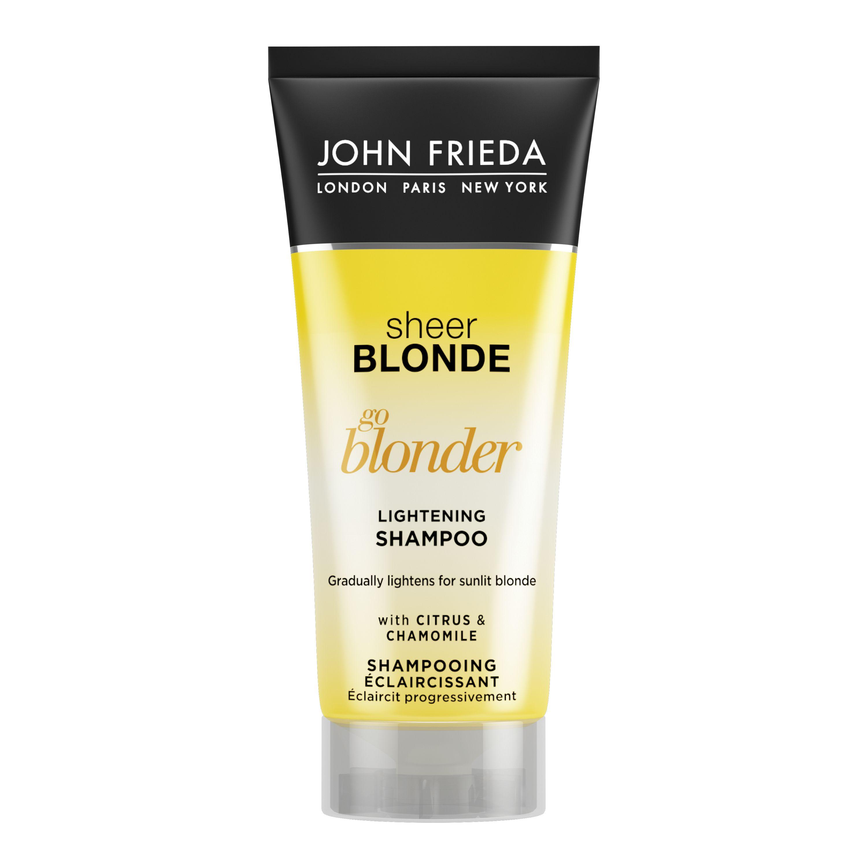 John Frieda Sheer Blonde Lightening Shampoo