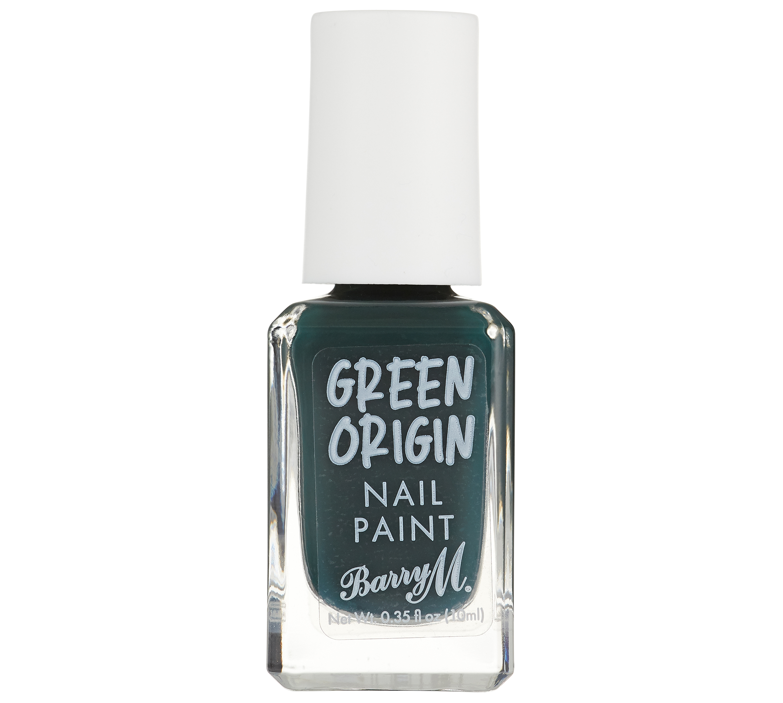 Barry M Green Origin Nail Paint Evergreen