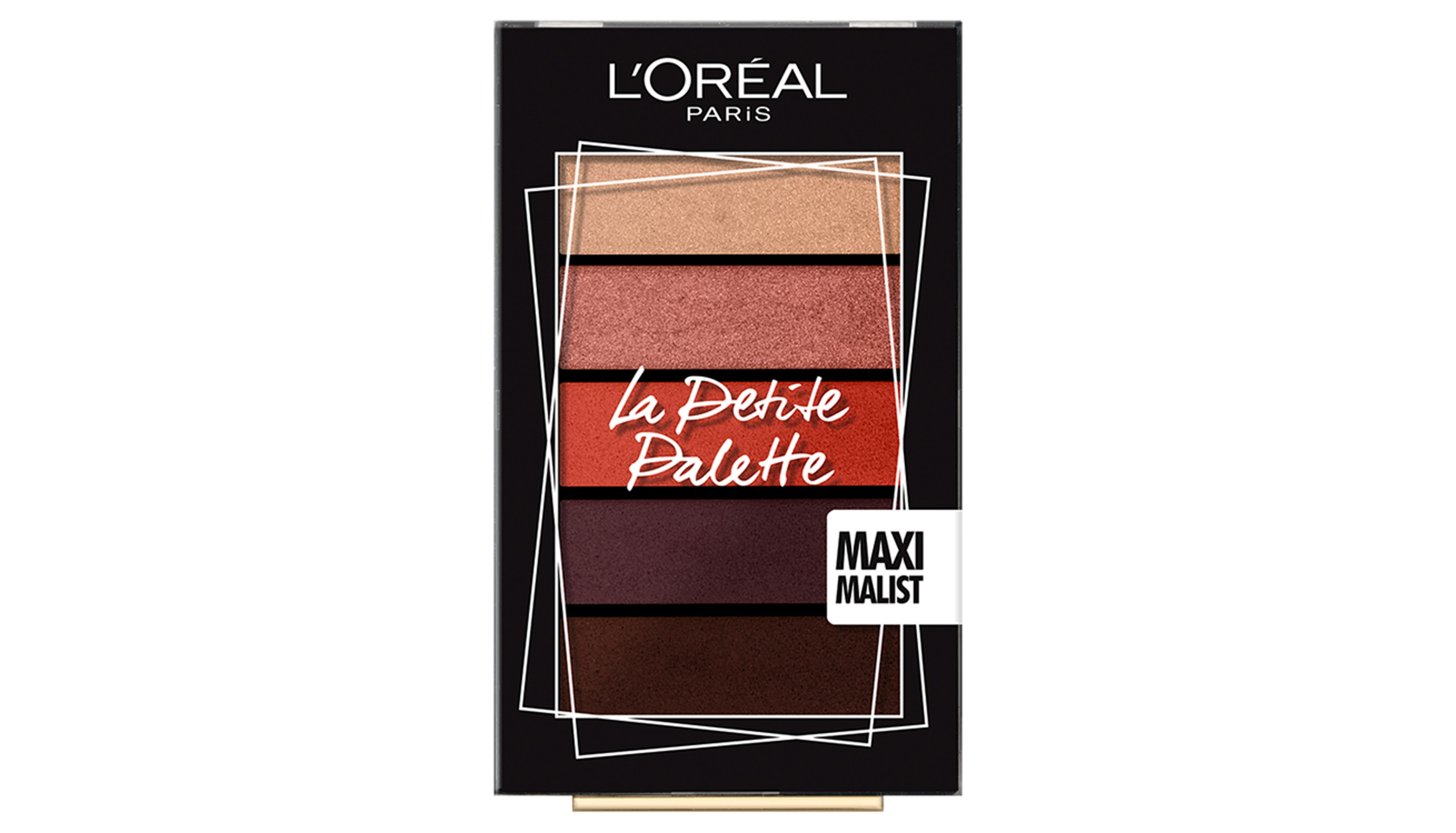 L'Oreal Paris Mini Eyeshadow Palette in Maximalist