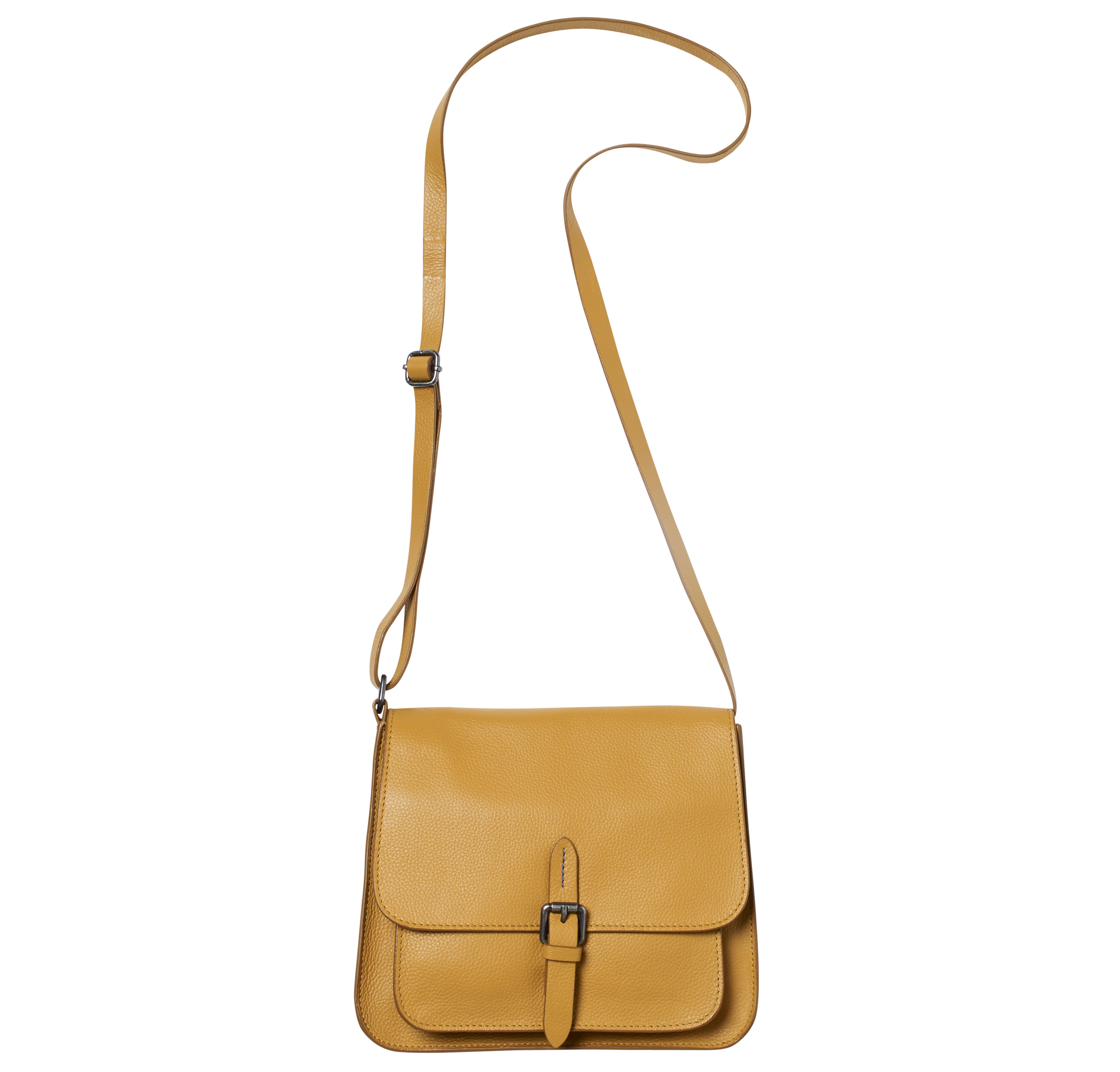 White Stuff Emma Leather Crossbody Bag