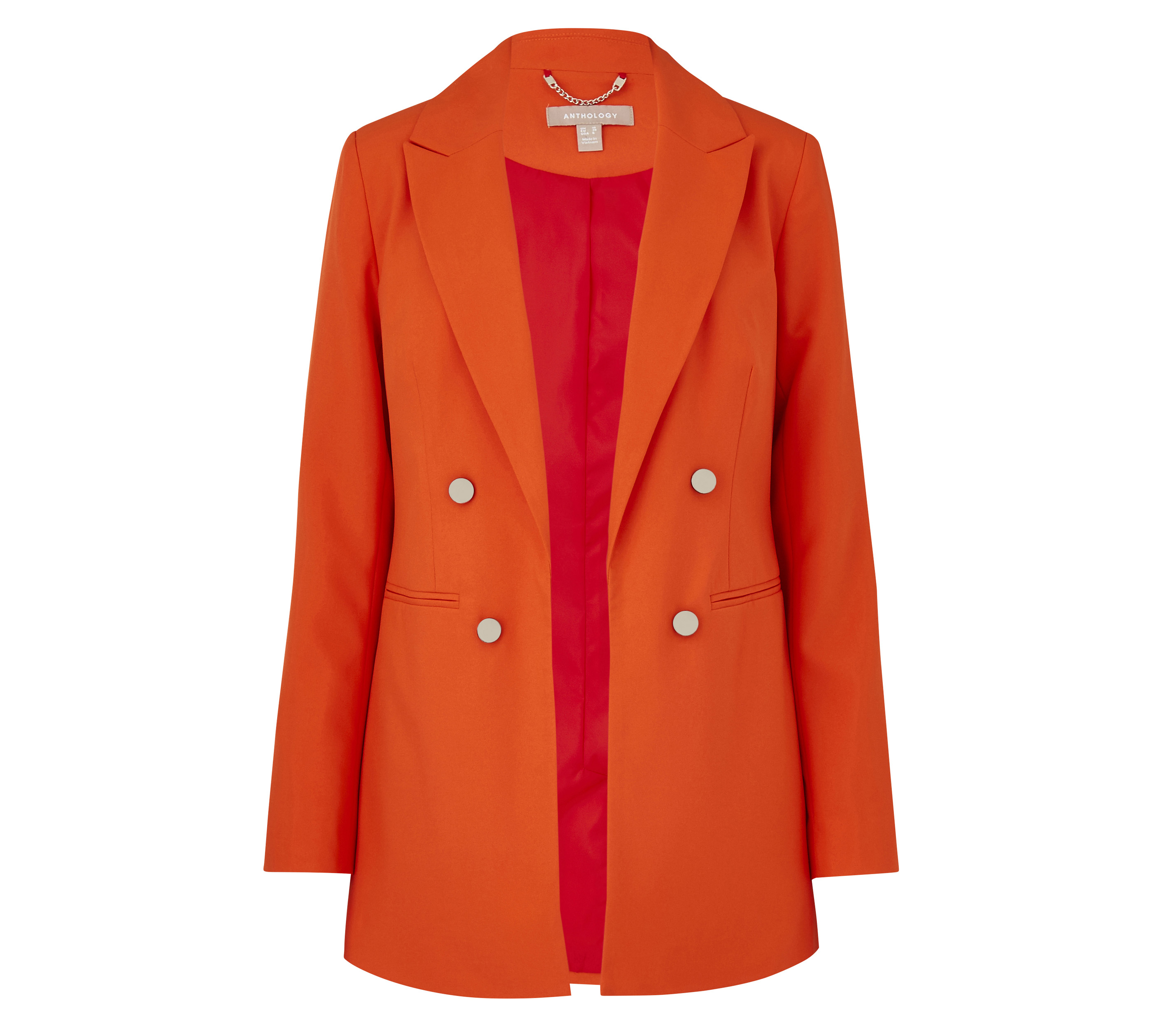 JD Williams Orange Mix & Match Fashion Blazer