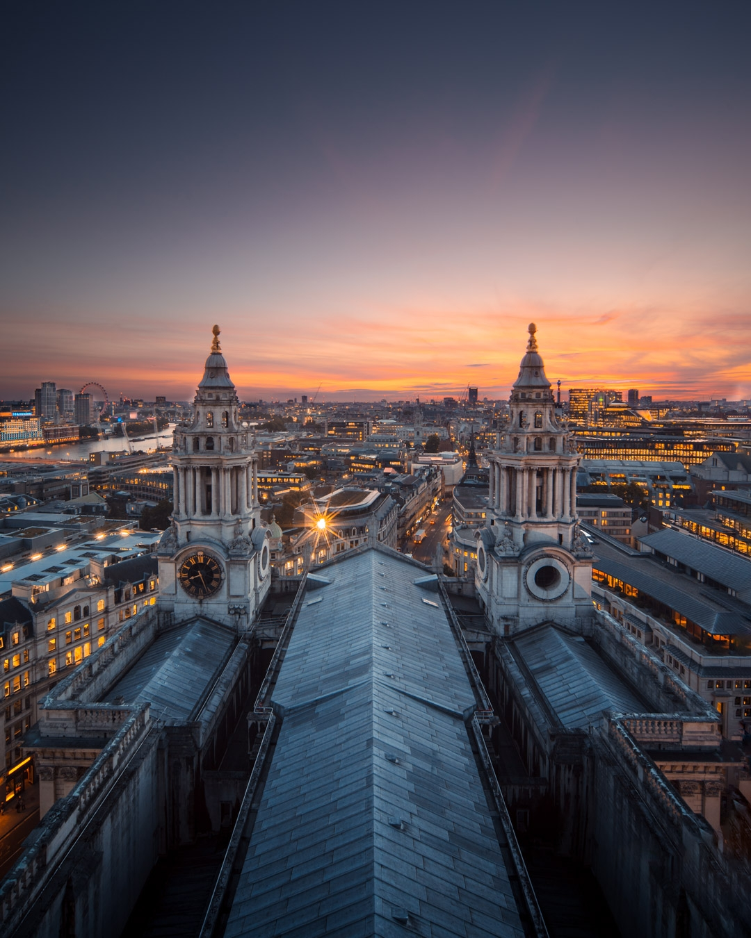 'Summer at St Paul's' by @theliamman – London