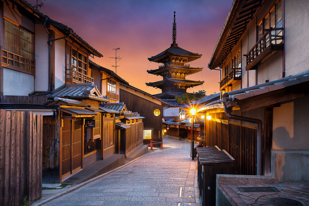 'The soul of Kyoto' by @patriciasoon – Kyoto, Japan