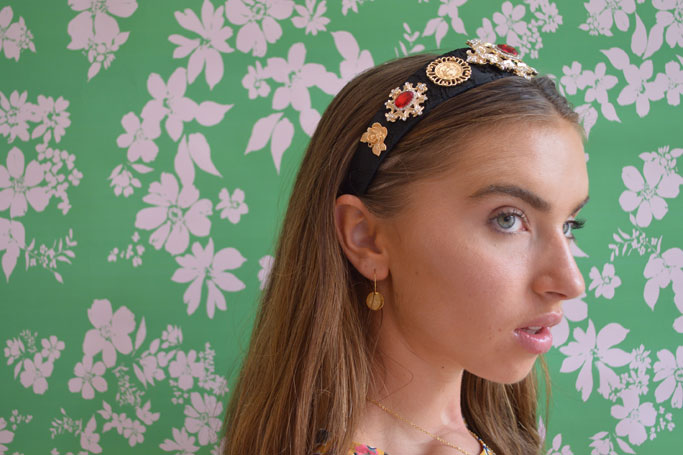Crowning Glory: 6 Of the Best Embellished Headbands