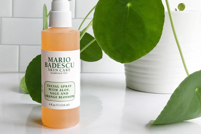 Best face mists for healthy skin