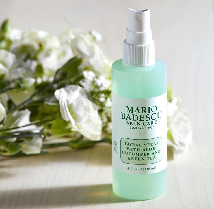 Mario Badscu green tea facial spray