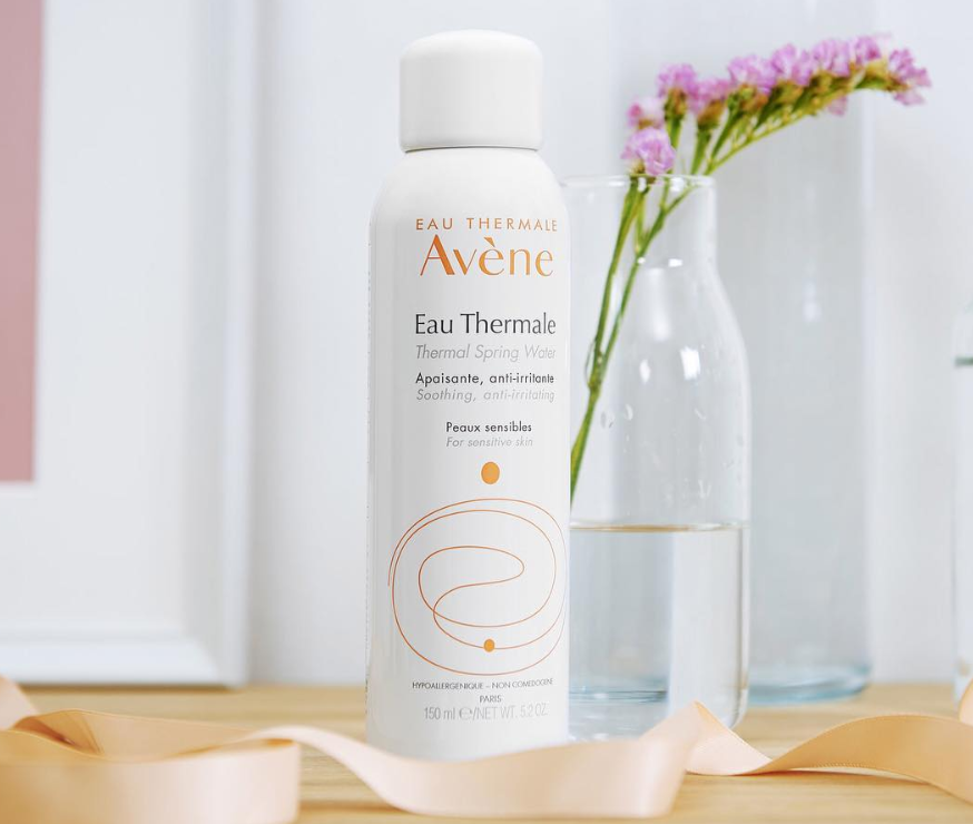 Spring water spray by Eau Thermale Avene