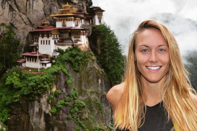 Meet the First Woman To Travel 196 Countries On Earth