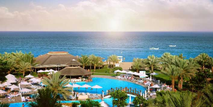 Best Valentine's Day staycations in Fujairah 2021