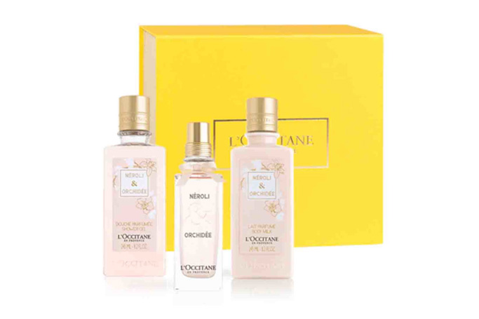 L'Occitane Neroli & Orchidee Set