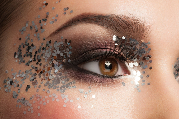 Glitter Beauty Products for Coachella