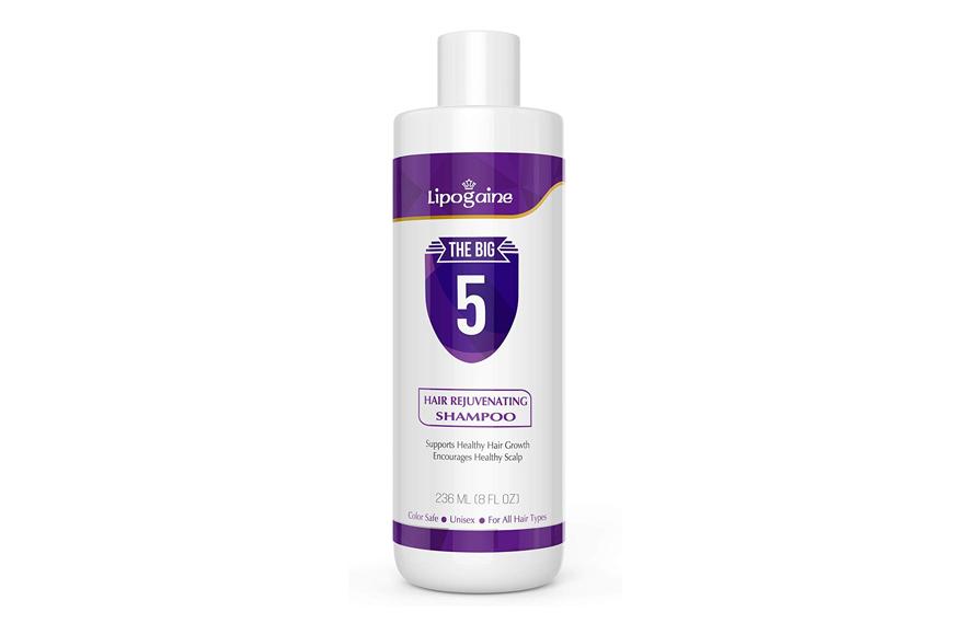 Lipogaine Hair Growth Stimulating Shampoo