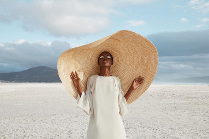 Supersized Sun Hats Are This Summer's Must-Have Accessory