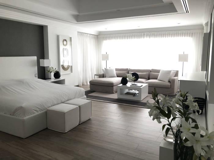 New Evolution interior designs in Dubai