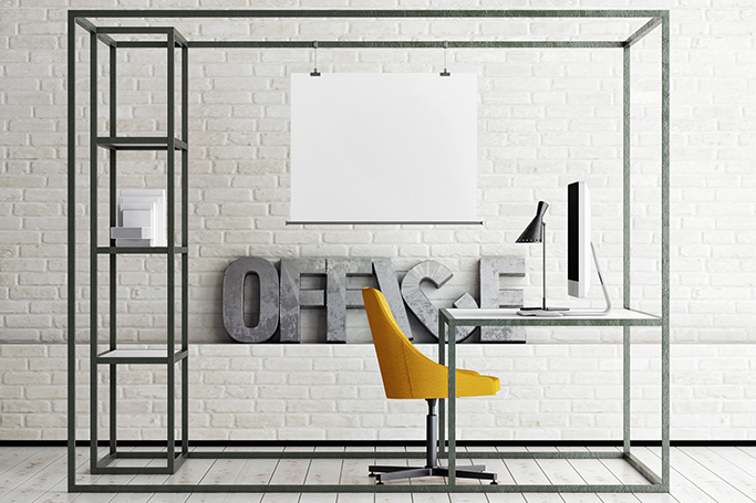 productive home office ideas