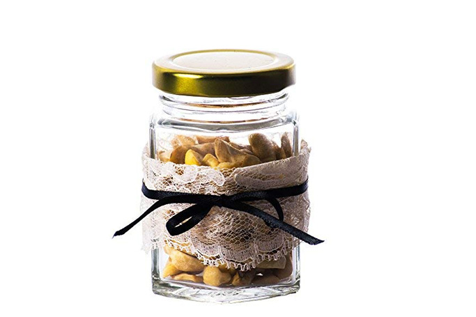 Glass Jars for Gifts