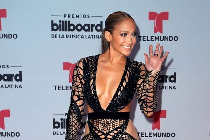 Jennifer Lopez 2017 Billboard Latin Music Awards