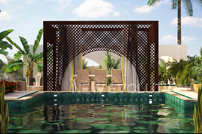 Luxury Landscaping In Dubai