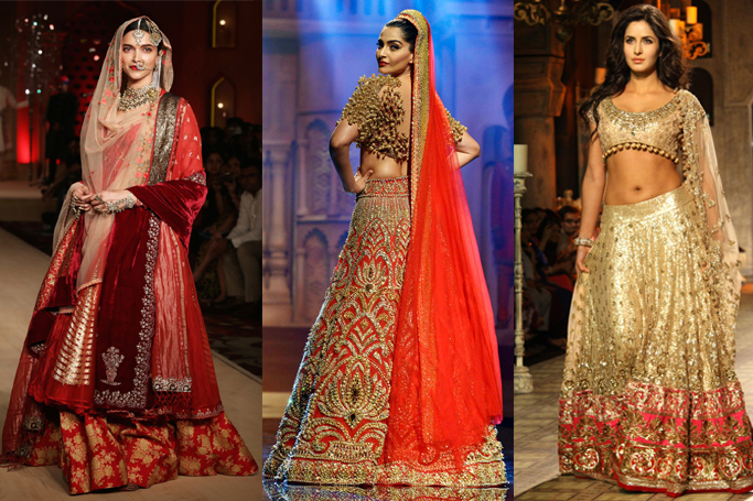 bollywood bridal inspiration