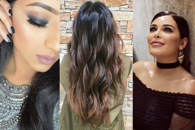 The Best Hair & Makeup Spotted In Dubai