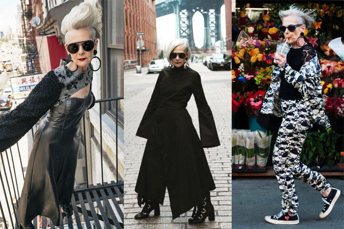 63-Year-Old Breaks Boundaries To Become a Fashion Blogger