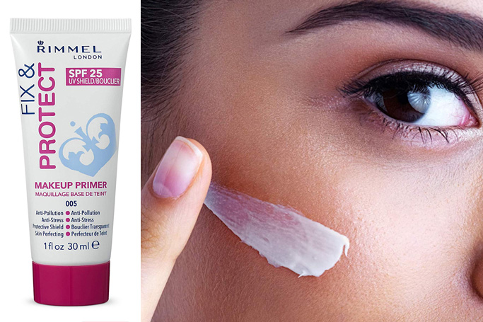 Rimmel London, Fix & Protect Makeup Primer