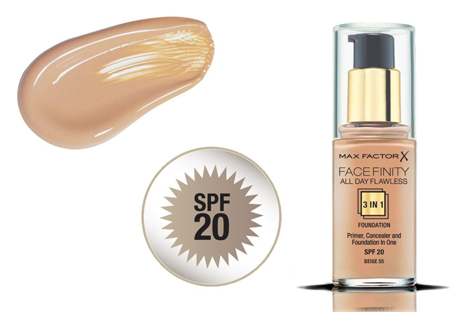 Max Factor Facefinity All Day Liquid Foundation
