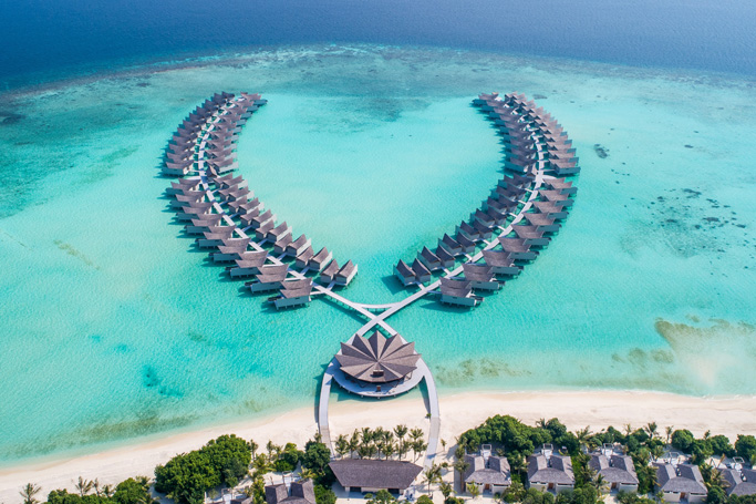 This Maldives Resort is Celebrating Its First Anniversary as the Indian Ocean's Luxury New Resort
