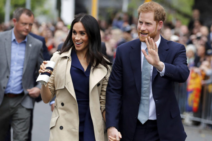 Meghan Markle's Fashion Hits From The Royal Tour