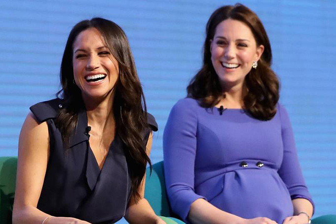 Maternity Fashion Lessons for Meghan Markle
