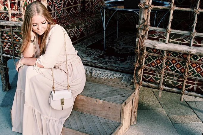 Dubai Based Fashion Blogger, Milli Midwood