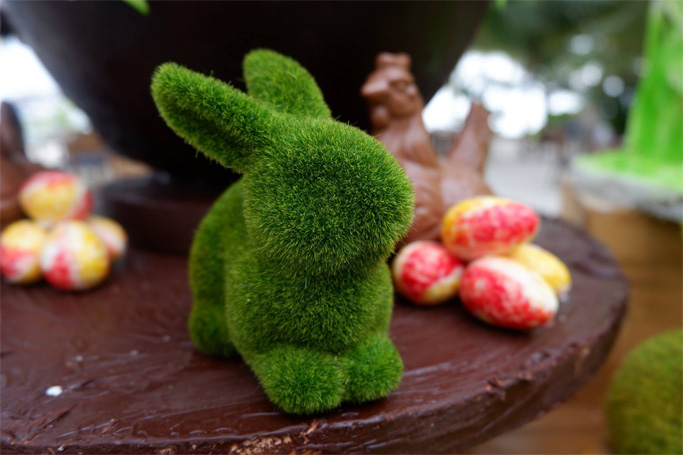 Easter at Mӧvenpick Resort Kuredhivaru Maldives