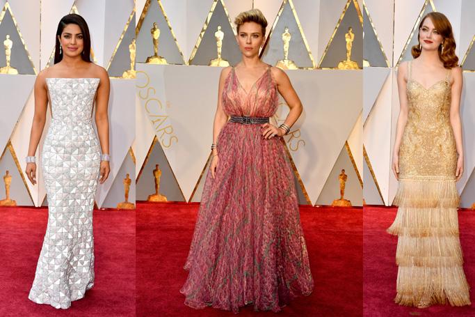 Oscars 2017 - Best & Worst Dressed Celebrities