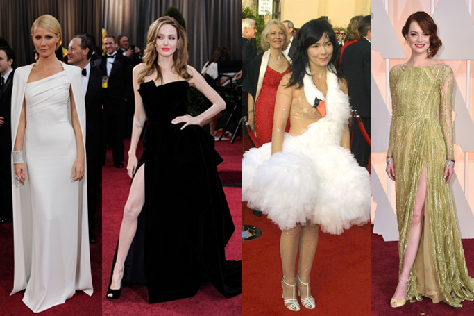 Most Iconic Oscars Dresses Of All Time