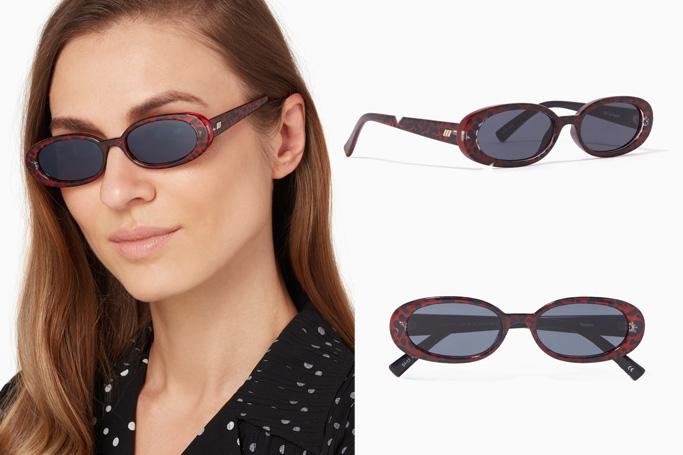 Le Specs Outta Love Limited Edition Sunglasses