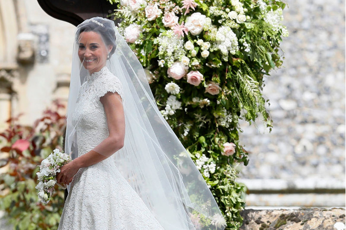 Pippa Middleton James Matthews wedding 2017