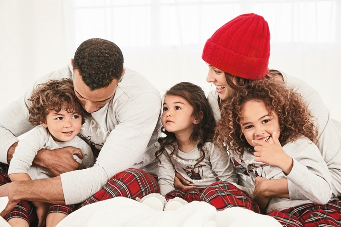 The Ultimate PJs for Families This Christmas
