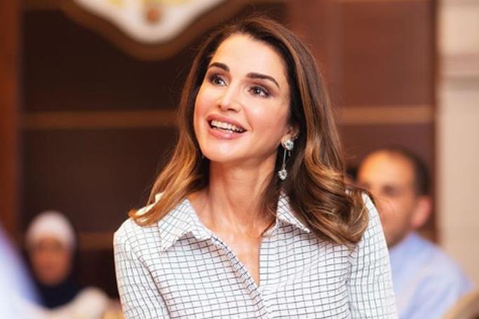 Queen Rania Ramadan Style